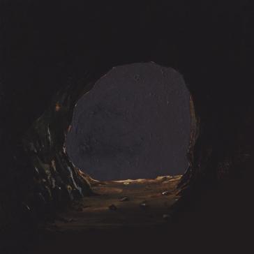 Tentative - Acrylique sur bois - 60 x 10 cm - 2014